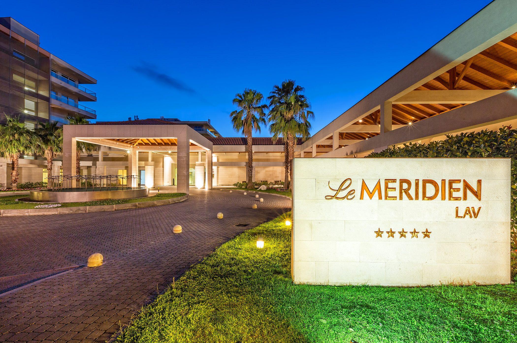 Hotel Le Méridien Lav