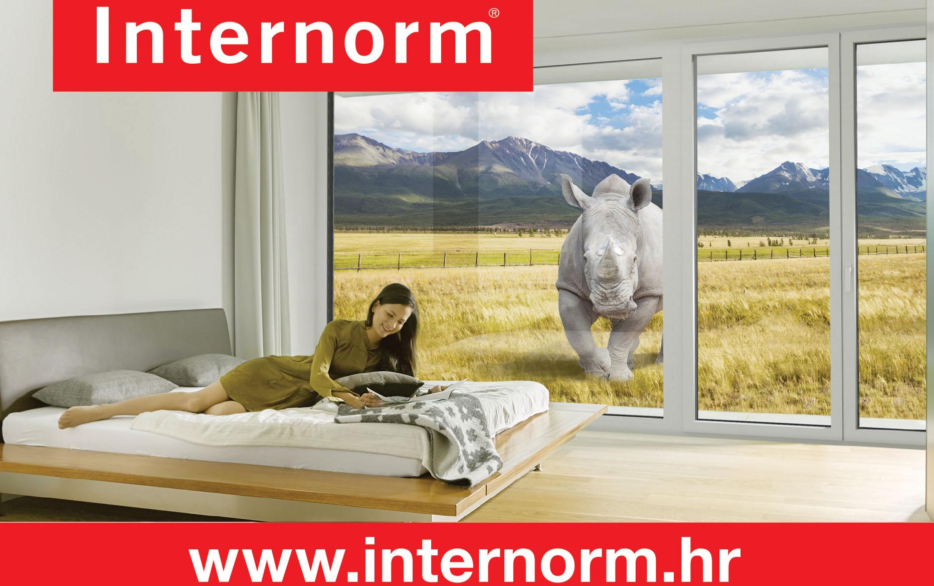 sajam SASO 2017, Internorm