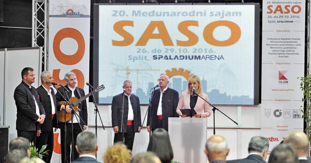 sajam SASO 2017, otvorenje