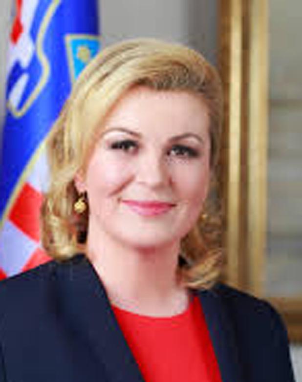 Kolinda Grabar - Kitarović, predsjednica Republike Hrvatske