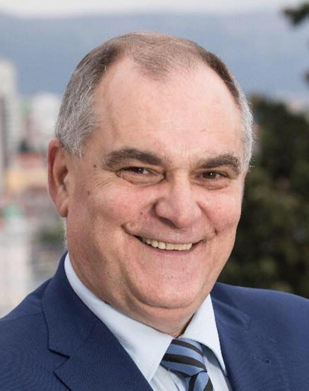 Blaženko Boban, splitsko-dalmatinski župan